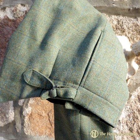 tweed made to order scottish trews