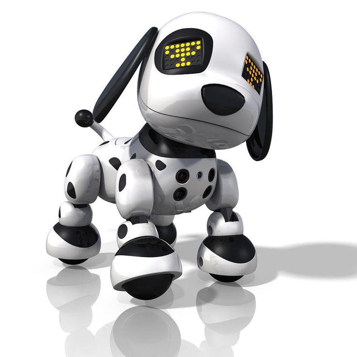 zoomer interactive dog instructions