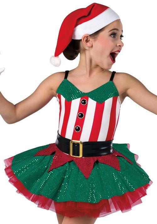 Trajes Santa's Little Dress Up Theme HelperParty 19475 AcqR54j3L