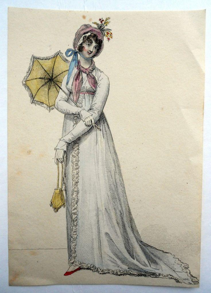 154 best images about prints ladies 1800 1804 on pinterest for Miroir des modes prints