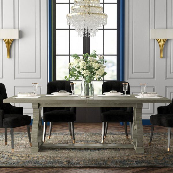 Marquesa Dining Table In 2020 Dining Table Unique Dining Tables