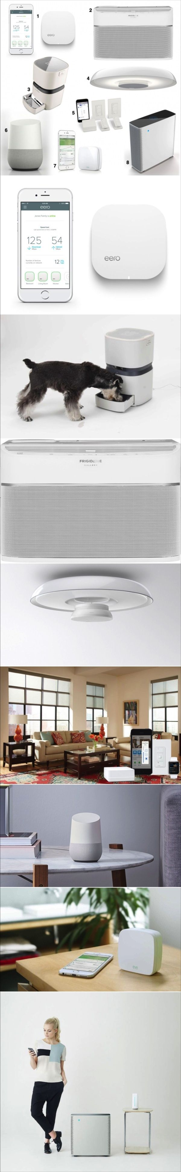 Home technology design