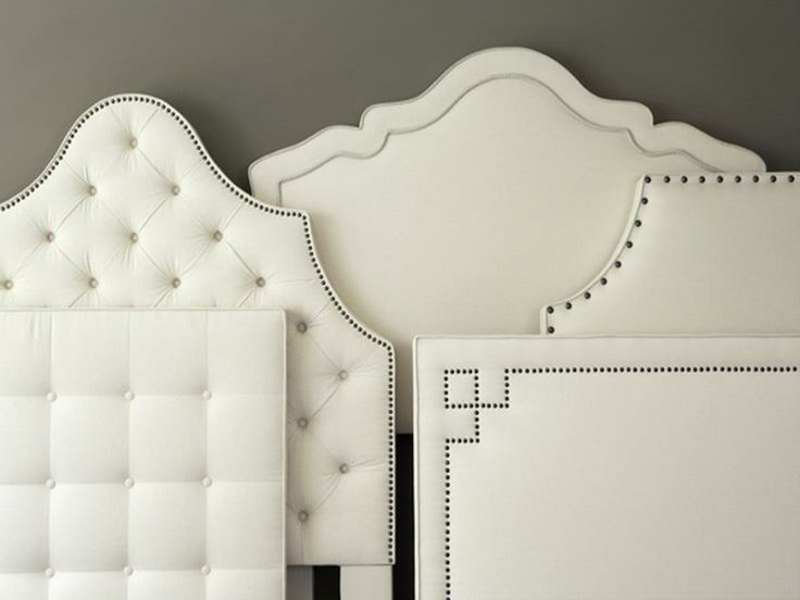 Dramatic headboards designs by katy my new bedroom for Dramatic beds