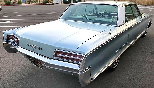 1966 Chrysler New Yorker Click For More Photos Chrysler New
