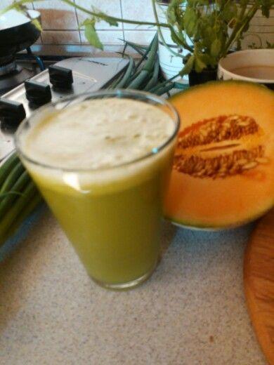 soczek szpinak & melon