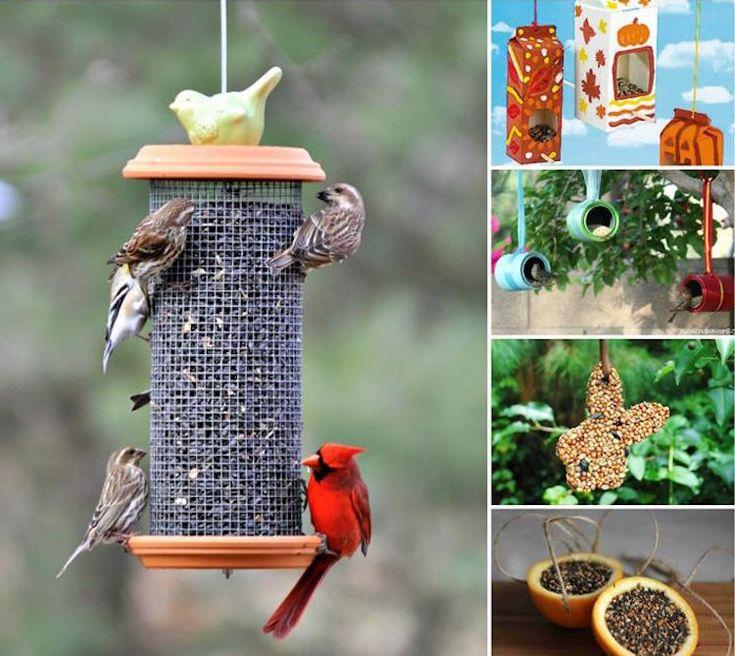 les 25 meilleures id es de la cat gorie fabriquer mangeoire oiseaux sur pinterest cabane a. Black Bedroom Furniture Sets. Home Design Ideas