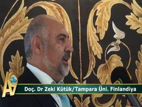 Doç. Dr. Zeki Kütük / Tampara Üniversitesi - Finlandiya Video
