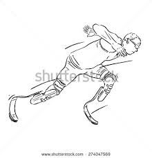 Image result for sports life drawing