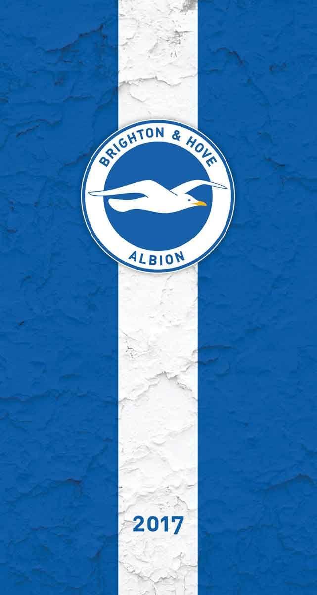Brighton and Hove Albion FC A3 Calendar 2017 - Calendar Club UK
