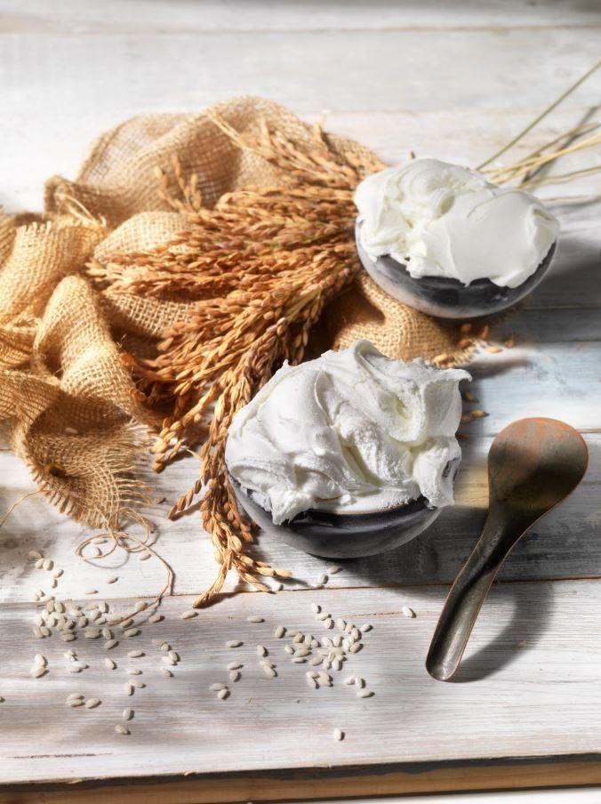 Rice Vegna and GLuten -Freee Italian Babbi Artisan Gelato.  #babbi #ilovebabbi #ilovegelato #gelato #gelatoartigianale #gelateriartigianale #helado #heladoartesano #heladeriartesana #icecream #italiangelato #italianicecream #artisangelato #sorbete #dessert #food #foodies #foodlover #sweet #italianfood #foodpic #foodphotography #began #glutenfree #senzaglutine #healthy