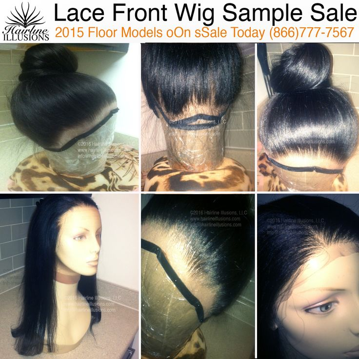 Natural ponytail wigs by Egypt Lawson / Hairline Illusions (866)777-7567 info@hairlineillusions.com #Alopecia #hairloss #wig #lacewig