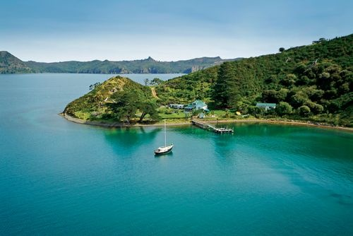 Great Barrier Island Coastal Retreat