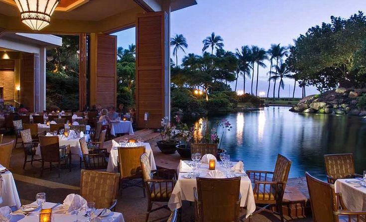 Maui Beach Hotel Buffet Menu