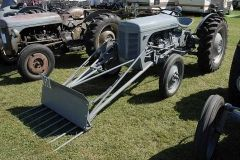1951 Ferguson TO-20, SN TO-47555, owned by Robert Etzel of Marion, Iowa.