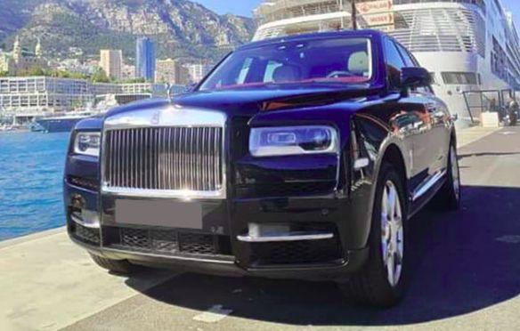 Rolls Royce Cullinan Rolls Royce Rolls Royce Cullinan Car Rental