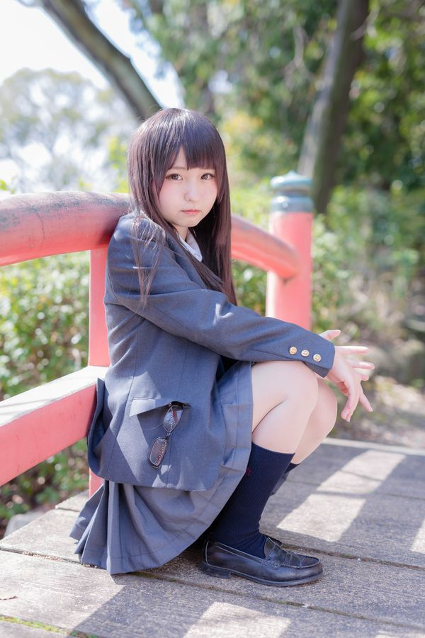 Japan coser-あんにゅい豆腐(Anshui Tofu)   cosplay photo save