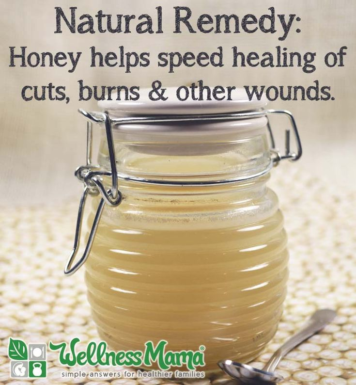 Past generations have used honey for healing cuts, burns, puncture wounds and more and modern research supports its use in modern medicine to speed healing and reduce infection.