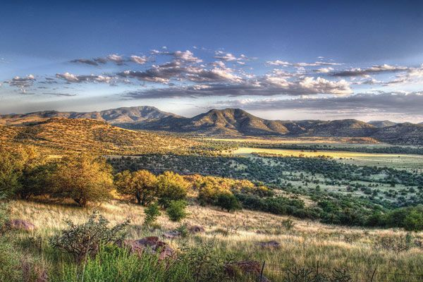 Davis Mountains State Park Close by is the McDonald Observatory (http://mcdonaldobservatory.org/) and the Historical Fort Davis (http://www.fortdavis.com/), not far down the road is Balmorhea State Park a west Texas desert oasis of spring water to swim in, the Guadalupe Mountains just a short drive