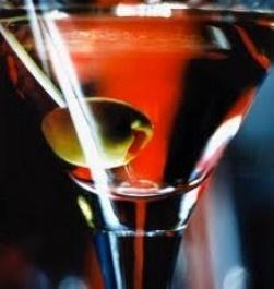 Balsamic Dry Martini Recipe