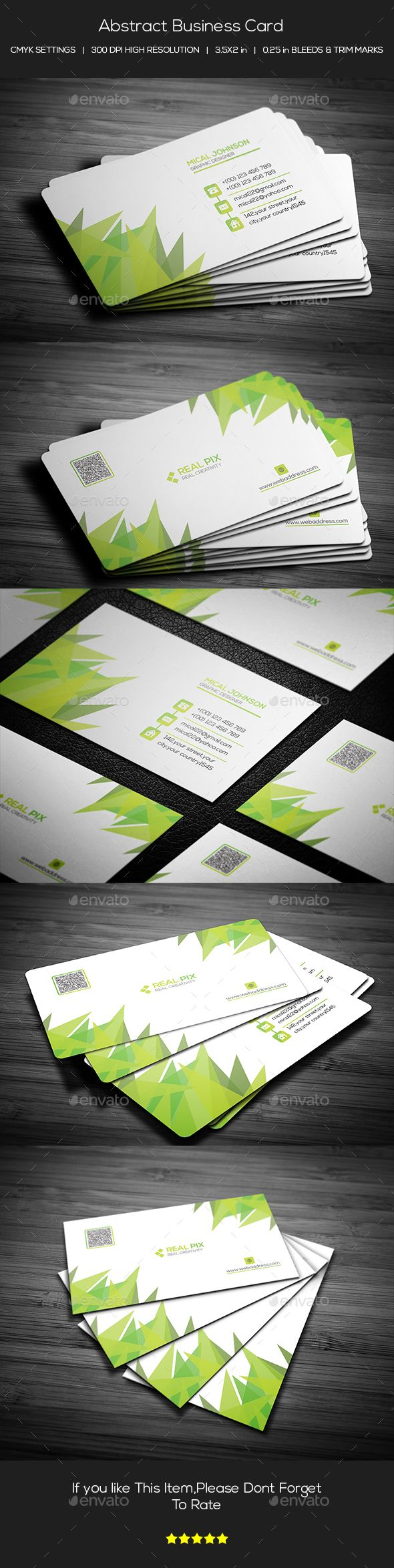 229 best Business Card images on Pinterest | Business card design ...