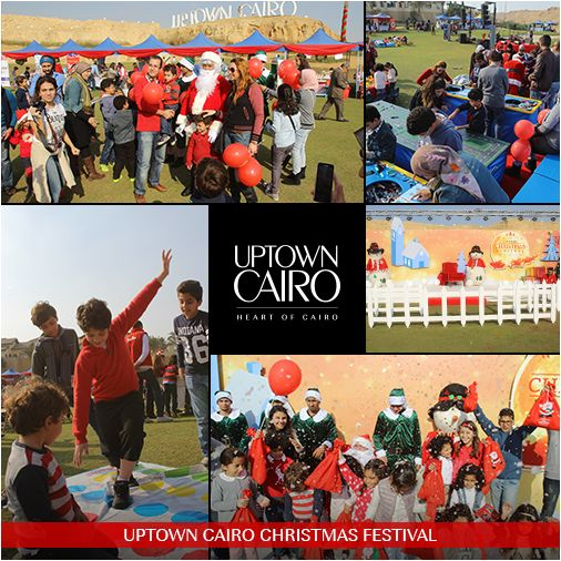 Thanks to everyone who joined us on this beautiful day and for everyone who missed it we look forward to seeing you in our upcoming events. #emaarmisr #uptowncairo#christmas