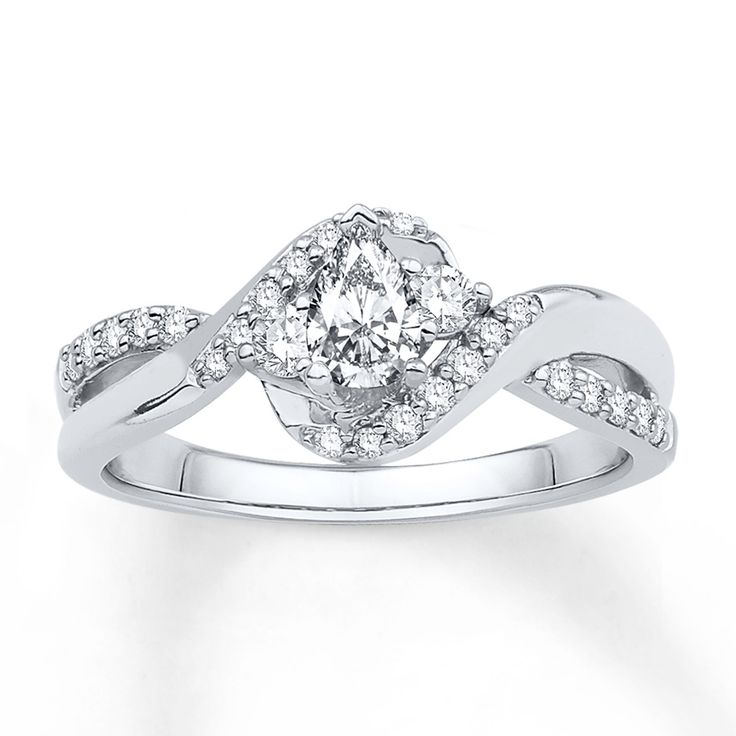 Fresh  best Engagement Rings images on Pinterest Round diamonds Wedding stuff and Jewelry