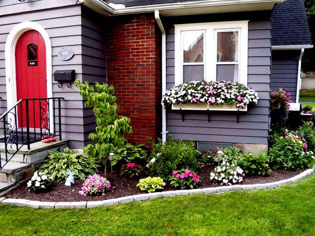 flower boarders health home&garden