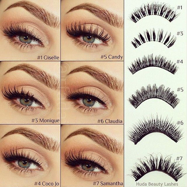 MYKONOS Lashes REAL 3D MINK STRIP Lilly Lashes Siberian Mink