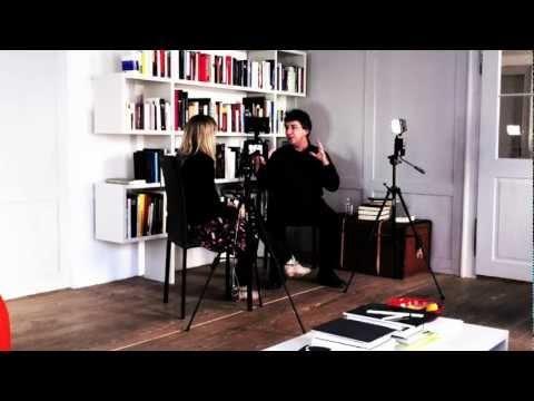 Andreas von Gunten - Büchernarr - Verleger 2.0 - http://joody.tv/2011-12/buchernarr/