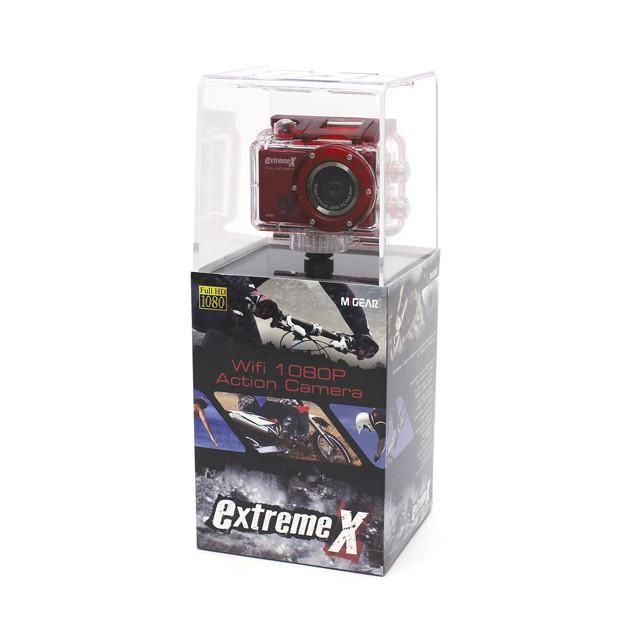 MiGear ExtremeX Wifi Action Camera