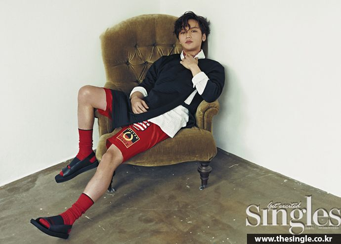 Byun Yo Han | Singles Magazine' February 2015 Issue