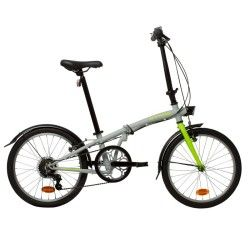 Vous manquez de place ? Optez pour le vélo pliant ! Et pour vous équiper, rendez-vous sur www.vousetesbienurbain.com !