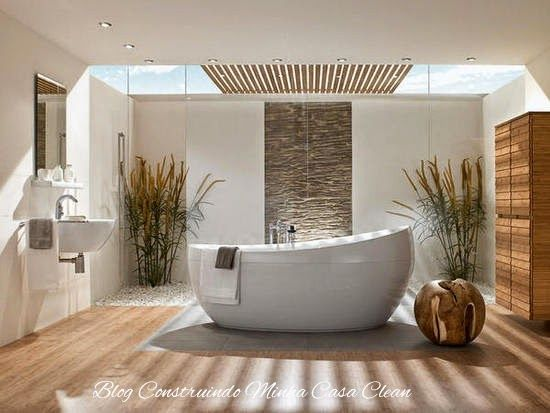 Banhe-se nessa Tendência!   Banheiras se tornaram comuns em projetos modernos, devido ao bem-estar, relaxamento e efeito decorativo que ...