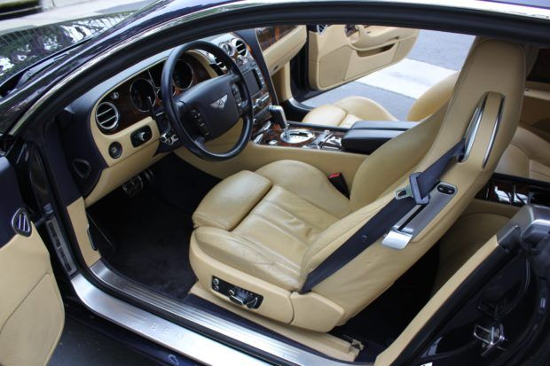 2005 Bentley Continental GT | Bring a Trailer