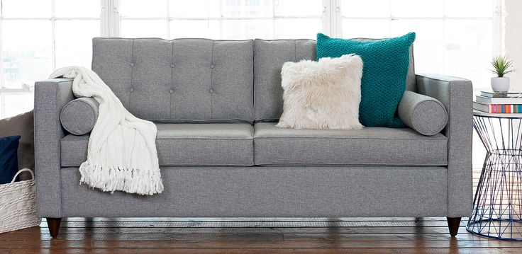The best sleeper sofas for small spaces studio apartment - Small couch for studio ...