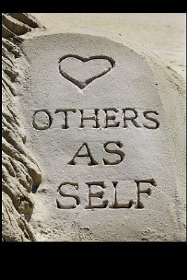 Want for others what you want for yourself. Daily Inspiration on www.modestmuse.co.za