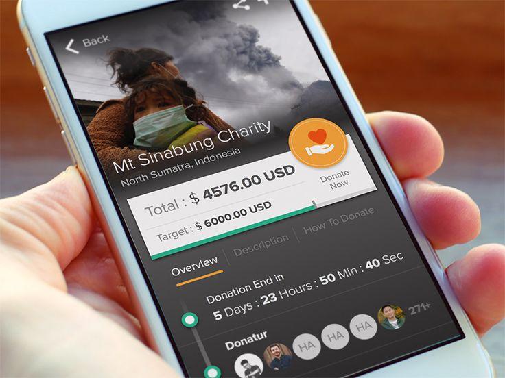 Charity / Donation App