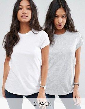 Женские футболки & майки | с длинным рукавом футболки и майки | АСОС