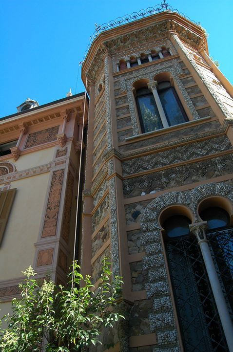Sanremo (IM), Villa Nobel