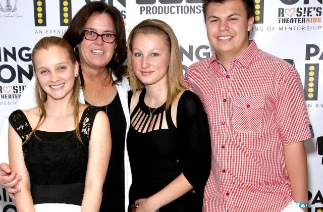 Rosie O'Donnell's daughter lashes out against her