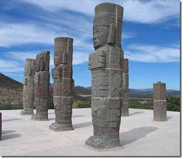 Civilizacao Toltecas ~ Povos da Antiga América