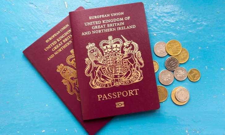 British Passports: Key documents such as British passports were sold at high prices in the long-running scam.