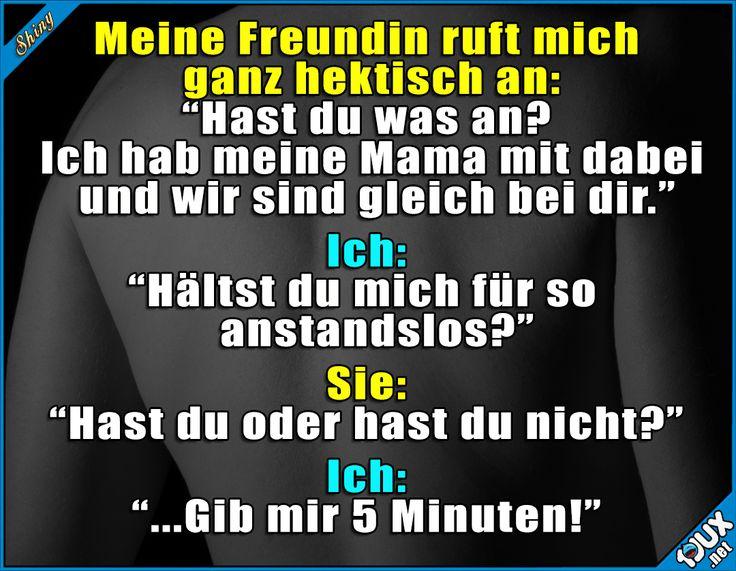 Das Mädel kennt mich ^^' #Freundin #GutenMorgen #peinlich #lustige #Sprüche #Humor #lachen #nackt