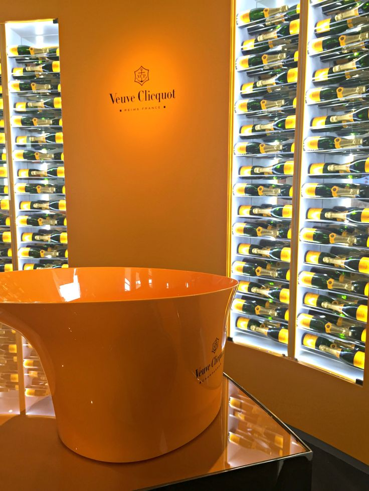 Reims, France, is the home to some of the most prestigious champagne houses in the world from Krug to Ruinart and Veuve Clicquot.