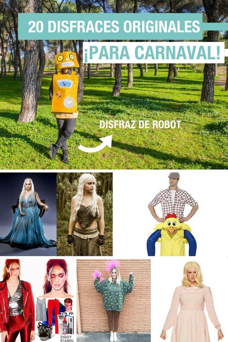 Mejores 7 imágenes de Disfraz en Pinterest | Disfraz, Disfraz de ...