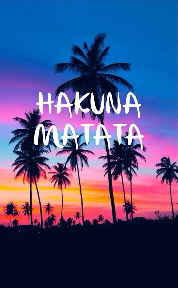 Hakuna Matata                                                       …