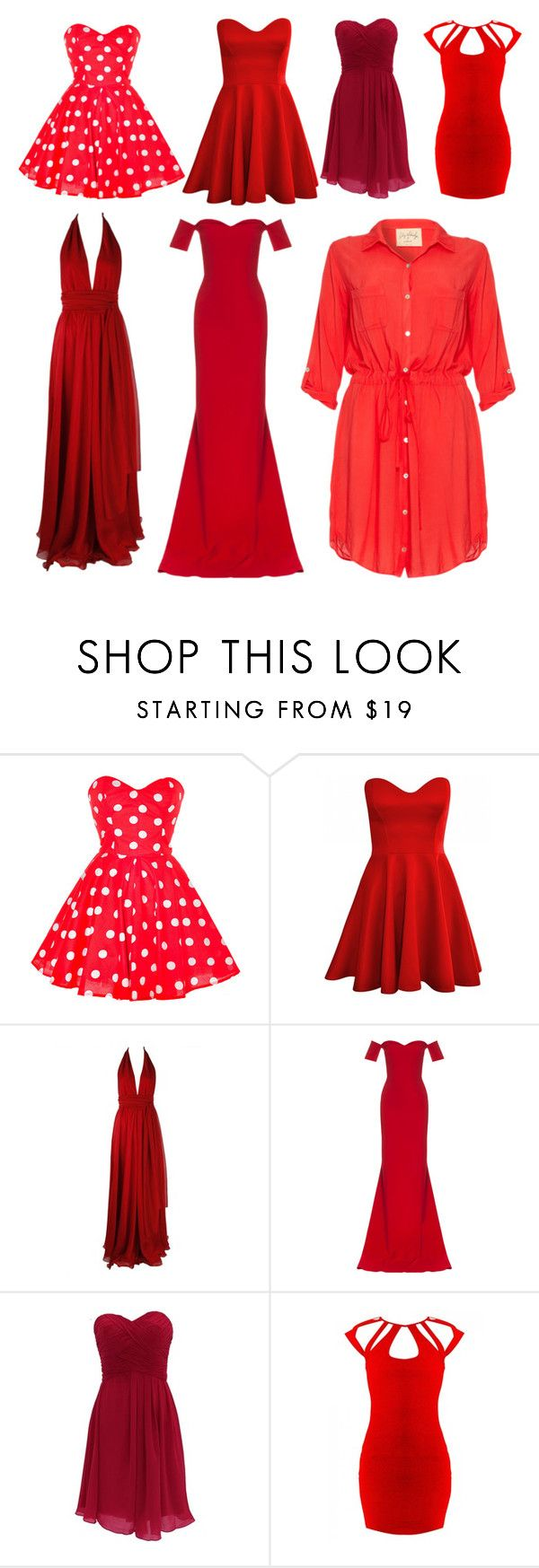 """""""#90 Red"""" by elisabeth-galfano ❤ liked on Polyvore featuring Safiyaa and Velvet"""