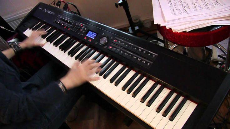 Goo Goo Dolls - Iris - piano cover (+playlist)
