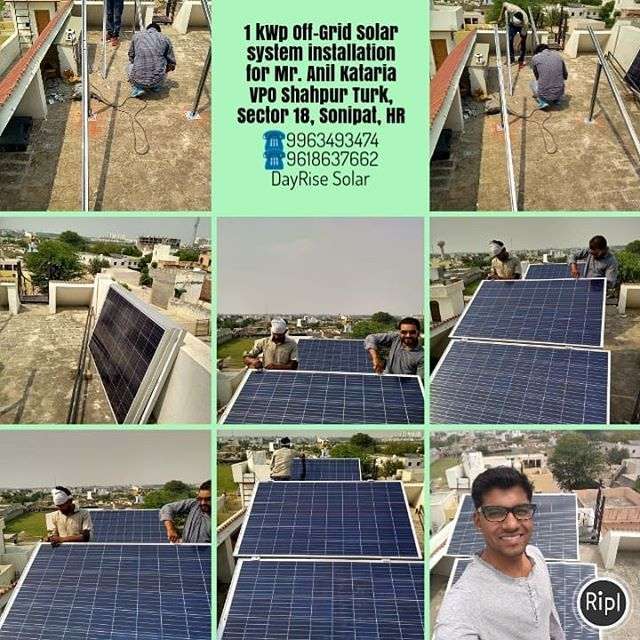 Know About Solar One Kw Solar Produces 4 5 Units Pd One Kw Solar Saves Rs 1000 Pm One Kw Solar Reduces Bill For 25 Yrs One Kw Solar Solar Panels Off Grid Solar