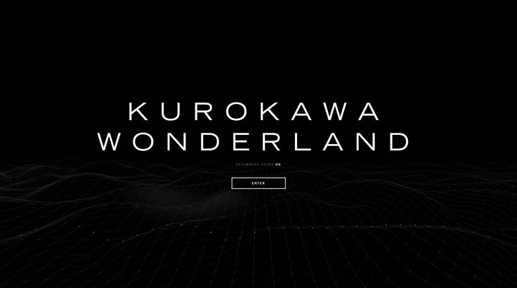 This project was collaboration, largely aimed at foreign audiences, between the residents of Kurokawa and Minami Oguni, a town that lies at the foot of Mt. Aso and a group of creators from all kinds of genres and mediums that are currently active in Tokyo.